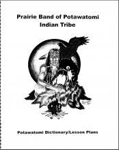 Prairie Band of Potawatomi dictionary.JPG