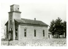 Rush Lake church