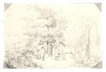 2019.53.7_Sketch_copy - Indian Encampment No 8 by George Winter 1837.JPG