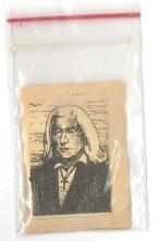 Leopold Pokagon sugar packet.JPG