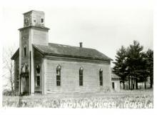 Rush Lake church